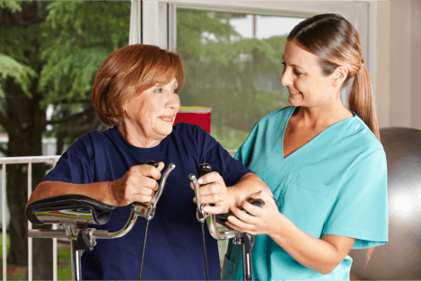Guiding Seniors To Gain Healthy Bones