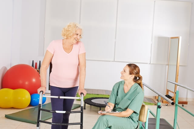 Importance of Physical Therapy for Older Adults