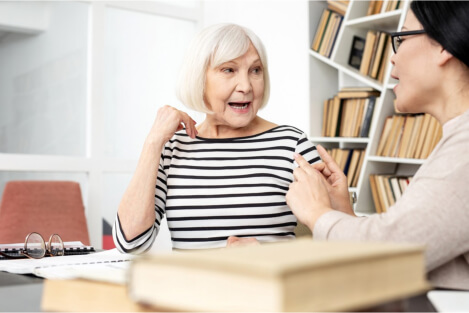 Why Speech Therapy Is Important to Older Adults